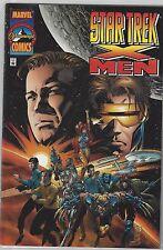 STAR TREK X-MEN Paramount Marc Silvestri David Finch (1996) NM (9.4)