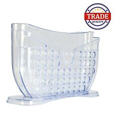 Rice Paper Roll Water Bowl - Clear Plastic-Vietnamese Cuisine Tool-Trade Quality