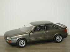 Audi Coupe Quattro - Schabak Germany 1:43 *41985