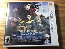 Shin Megami Tensei: Strange Journey Redux Nintendo 3DS NEW SEALED NO RESERVE