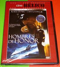 HOMBRES DE HONOR / MEN OF HONOR English Español DVD R2 Precintada