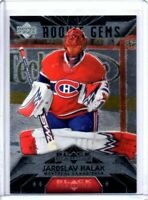 Jaroslav Halak 2007-08 UD Black Diamond Rookie Gems RC