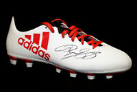 Ryan Giggs Manchester United Hand Signed Adidas  Football Boot : New