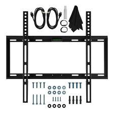 Deco Mount Slim Flat Wall Mount Kit Ultimate Bundle for 19-45 inch TVs
