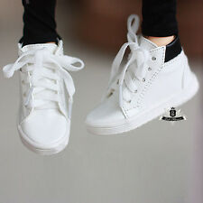 1/4 BJD Shoes MSD Dollfie white Sneaker Casual shoes DREAM MID DOD AOD SOOM LUTS