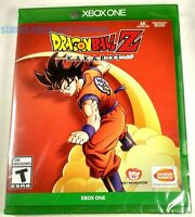 DRAGON BALL Z KAKAROT Brand New Sealed XBOX ONE Game XB1 USA Release DBZ