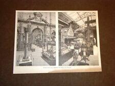 Esposizione universale di Parigi del 1889 Padiglione d'Olanda o sezione Olandese