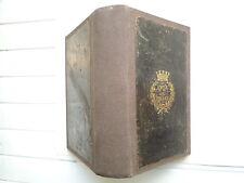 CHEFS D'OEUVRE CLASSIQUES DE LA LITTERATURE FRANCAISE ABBE MARCEL PROSE 1847