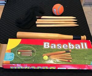 Childrens Baseball Set