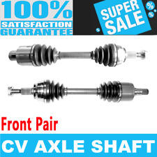 Front 2x CV Drive Axle Shaft for JEEP COMMANDER 06-09 JEEP GRAND CHEROKEE 05-09