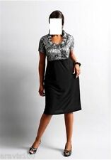Designer Kleid MIM Größe 56  NEU