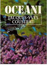 Jacques Cousteau - OCEANI - Ed. CDE 1990