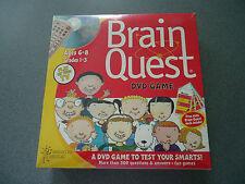NEW Brain Quest DVD Game: Ages 6-8 Grades 1-3   NIB   NEW