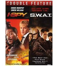 I Spy & S.W.A.T. Double Feature (DVD, 2003) BRAND NEW SEALED!!!
