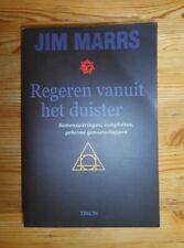 Regeren vanuit het Duister, Marrs, J., Tirion 2001, paperback, 462 pp,
