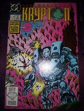 World of Krypton vol 2 #2 1987 Mike Mignola John Byrne Very Good / Fine vintage