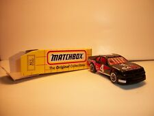 New Vintage Matchbox MB 7 Ford T-Bird Stock Car Mint in box