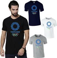 Tokyo 2020 Japan Olympics Logo T-Shirt, Games Retro Vintage Hipster Unisex Top