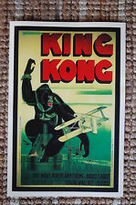 King Kong #2 Lobby Card Movie Poster Fay Wray