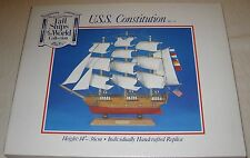 The Heritage Mint Tall Ships Collection-USS Constitution***NEW IN BOX***.