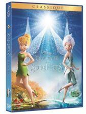 "DVD ""CLOCHETTE ET LE SECRET DES FEES"" Disney n 105  neuf sous blister"