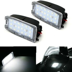 For Land Rover Discovery LR2 LR3 Range Rover Sport LED Side Mirror Puddle Lights