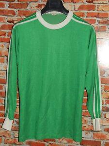Soccer Jersey Streetwear Vintage ERIMA Made IN West Germany (223) Size 5/6