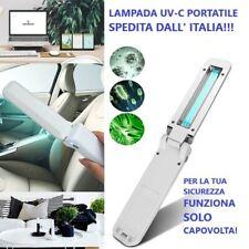 Lampada Sterilizzatrice Germicida a RAGGI UV-C SPEDITA DALL'ITALIA  in 1 GG !!!