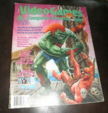 New ListingVideo Games & Computer Entertainment Magazine June 1992 Comic Book Heros