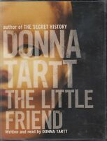 Donna Tartt The Little Friend 4 Cassette Audio Book Abridged FASTPOST
