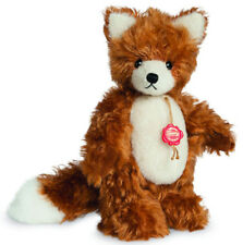 Teddy Hermann Fox limited edition collectable mohair teddy bear - 15617