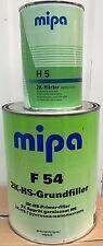 Mipa 4+1  F54 grundfiller HS High Build Primer 2K HS Filler 4L+1l hardener