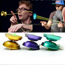 Latest Fashion Magic YoYo  Aluminum Metal Professional Yo-Yo Toys String Hot