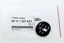 BMW M 5 Speed Shift Knob Emblem badge E30 E34 E36 E39 E46 E53 E85 25111221613