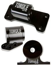 Torque Solution Billet Aluminum 3 piece Engine Mount Kit: Mitsubishi Evolution