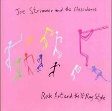 Rock Art and the X-Ray Style by Joe Strummer & the Mescaleros (CD, Oct-1999,...