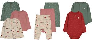 BABY LITTLE FARMER CLOTHING - LEGGINGS, LONG SLEEVE TOPS & BODYSUITS  - New