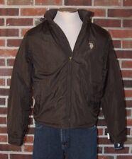 US Polo Assn Fleece Lined Jacket Coat Men's Size Medium NWT ($80)