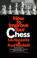 NEW How to Improve Your Chess (Primary) by Horowitz