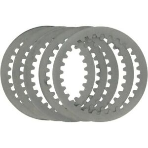 Drag Specialties Replacement Steel Clutch Plate Kit 86-90 Harley Sportster XL