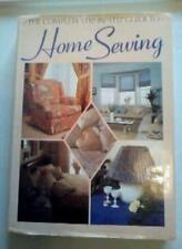 Complete Step-by-step Guide to Home Sewing,unknown