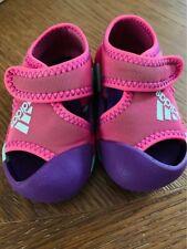 Adidas Altaventure Water Friendly Sandal PINK/Purple Toddler Girl 4T