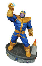 "Diamond sélection de Marvel Premiere Thanos 12"" Resin Statue"