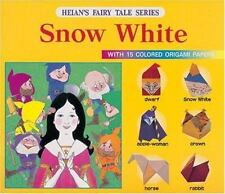 Fairy Tale Origami #4-Snow White (Heian's Origami Fairy Tales)