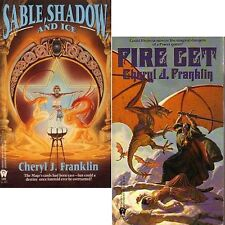 LOT 2 PB Cheryl J. Franklin SABLE, SHADOW & ICE + FIRE GET F2