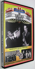 NOSTALGIA THEATRE PRESENTS THE FABULOUS DORSEYS DVD 1947 Musical Biography BW FS