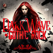 CD Dark Wave & Gothic Rock von Various Artists 2CDs