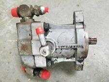 H626911 H654335 Case W4 Loader Hydraulic Motor
