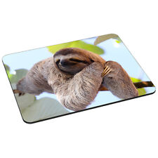 Mauspad Gaming Mousepad rutschfest Maus Pad mit Design, Chilling Sloth Faultier