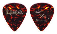 Winger John Roth Signature Brown Faux Tortoise Guitar Pick - 2002 Tour